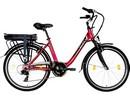 Lovelec Norma RED, rám 17, nosičová baterie 10,5 Ah, motor zadní
