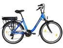 Lovelec Norma BLUE, rám 17, nosičová baterie 10,5 Ah, motor zadní
