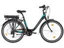 Lovelec Nardo BLACK/BLUE, rám 18, nosičová baterie 8,8 Ah, motor zadní