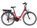 Lovelec Capella RED/RUBY, rám 18, nosičová baterie 16 Ah, motor zadní